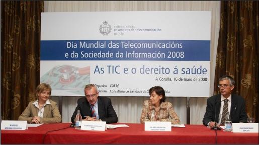 O COETG insta á Consellería de Sanidade a acelerar a implantación e o desenvolvemento da telemedicina en Galicia