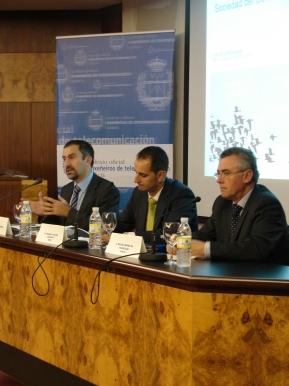 Expertos analizan en Vigo a situación actual das Telecomunicacións en Galicia